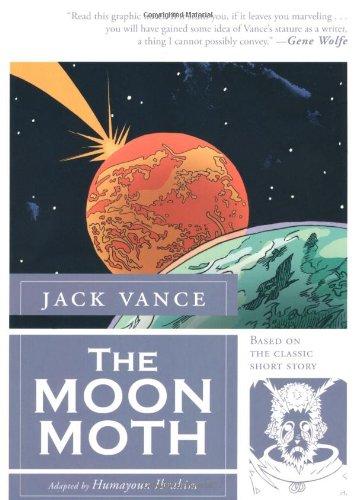 9781596433670: The Moon Moth