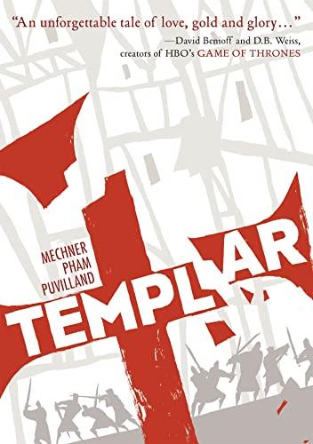 Templar: Mechner, Jordan