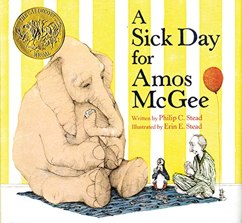 9781596434028: A Sick Day for Amos McGee