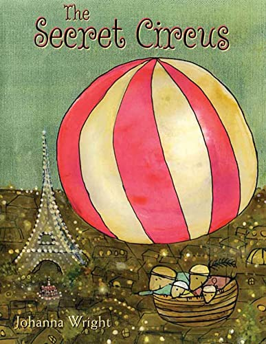 9781596434035: The Secret Circus