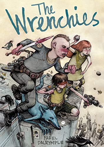 9781596434219: The Wrenchies