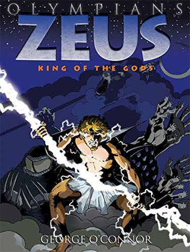 Olympians - Zeus - King of the Gods
