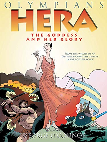 Hera: The Goddess and her Glory 3 Olympians