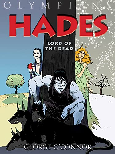 9781596434349: Hades: Lord of the Dead (Olympians 4)