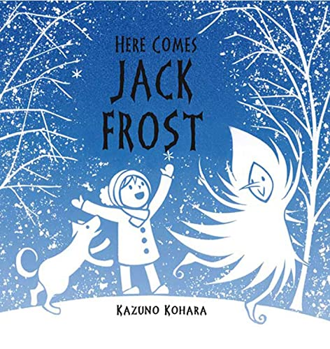 9781596434424: Here Comes Jack Frost