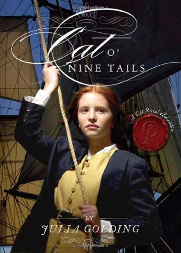 Cat O'Nine Tails (A Cat Royal Adventure)