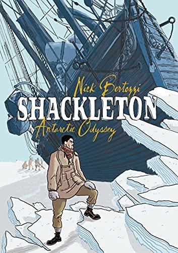 9781596434516: Shackleton: Antarctic Odyssey
