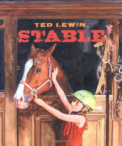 Stable: Ted Lewin
