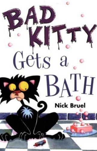 9781596435209: Bad Kitty Gets a Bath