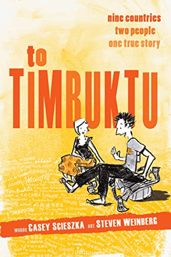 9781596435278: To Timbuktu: Nine Countries, Two People, One True Story