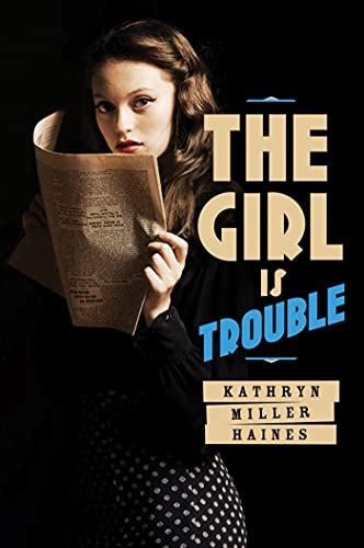 9781596436107: The Girl Is Trouble