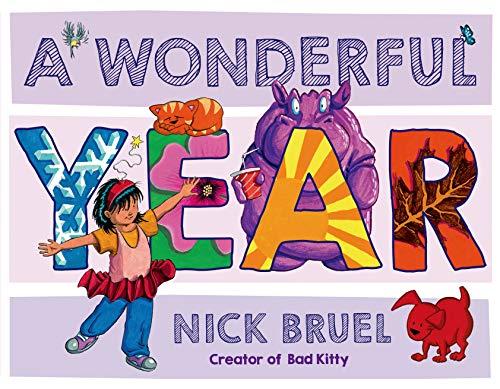 A Wonderful Year: Bruel, Nick