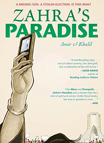 9781596436428: Zahra's Paradise (Top Ten Great Graphic Novels for Teens)