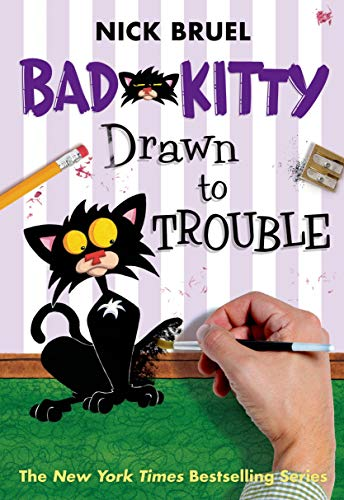 9781596436718: Bad Kitty Drawn to Trouble