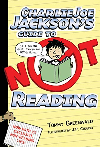 9781596436916: Charlie Joe Jackson's Guide to Not Reading