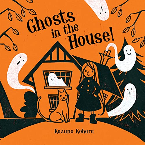 Ghosts in the House!: Kohara, Kazuno