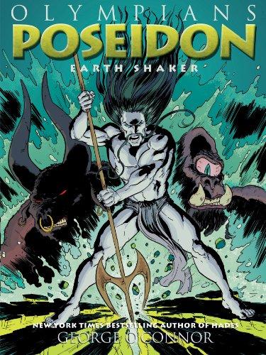 9781596437388: Olympians: Poseidon: Earth Shaker