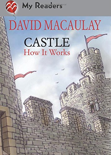 9781596437449: Castle: How It Works (My Readers)