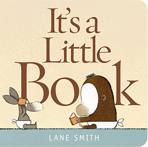 It's a Little Book (9781596437586) by Lane Smith