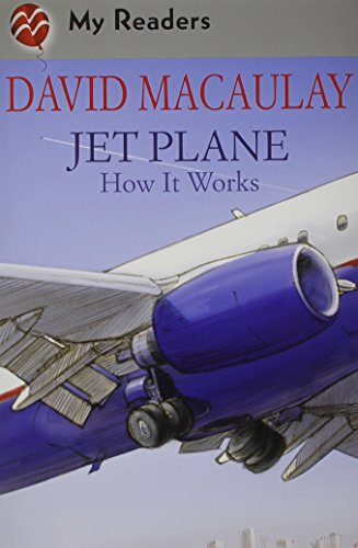 9781596437647: Jet Plane: How It Works (My Readers)
