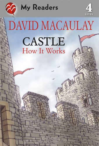 9781596437661: Castle: How It Works (My Readers)