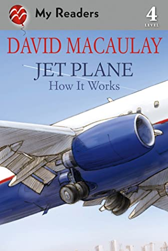 9781596437678: Jet Plane: How It Works (My Readers)