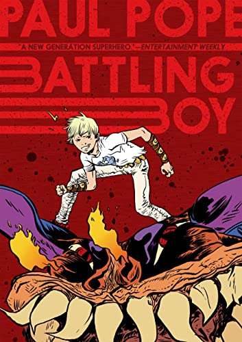 9781596438057: Battling Boy