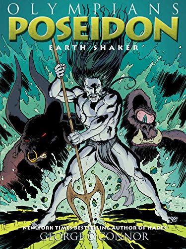 9781596438286: Olympians: Poseidon: Earth Shaker