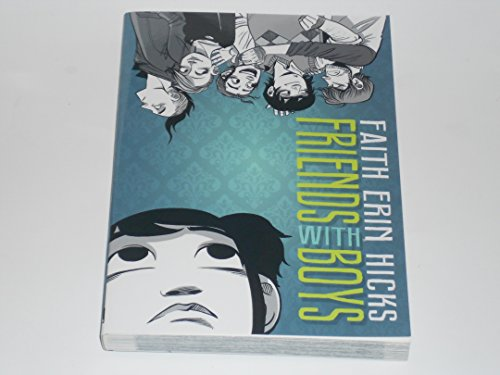 9781596438545: Friends With Boys [Graphic Novel]