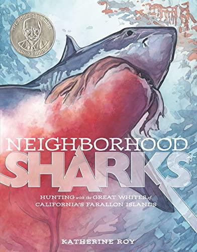 9781596438743: Neighborhood Sharks: Hunting with the Great Whites of California's Farallon Islands