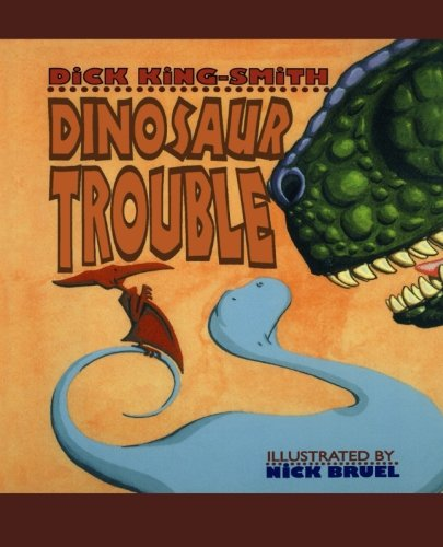 9781596439351: Dinosaur Trouble: A Picture Book