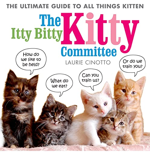 9781596439375: The Itty Bitty Kitty Committee