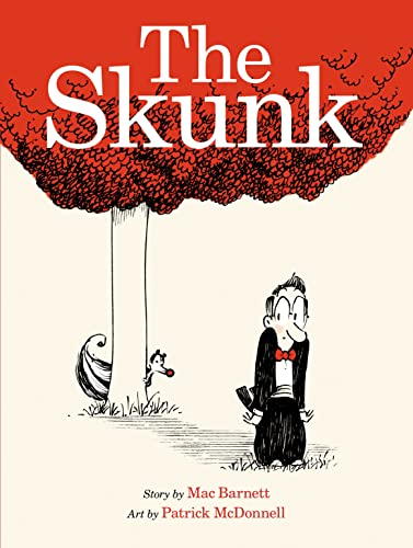 9781596439665: The Skunk: A Picture Book (Ala Notable Children's Books. Younger Readers (Awards))
