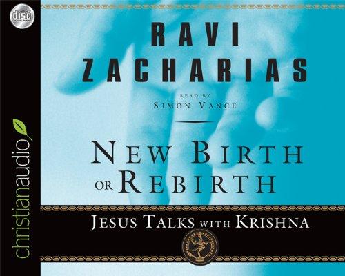 9781596445833: New Birth or Rebirth: Jesus Talks with Krishna