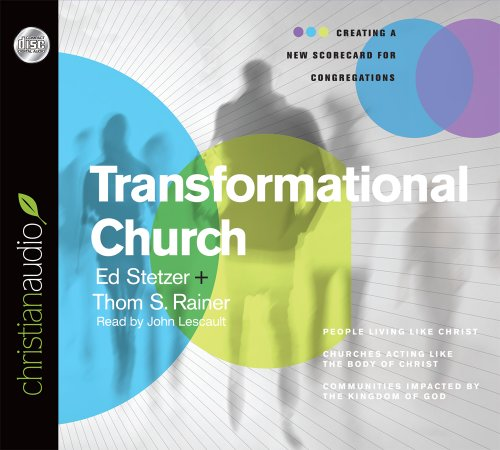 9781596449305: Transformational Church: Creating a New Scorecard for Congregations