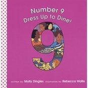 9781596463059: Number 9 Dress Up to Dine! (PB)