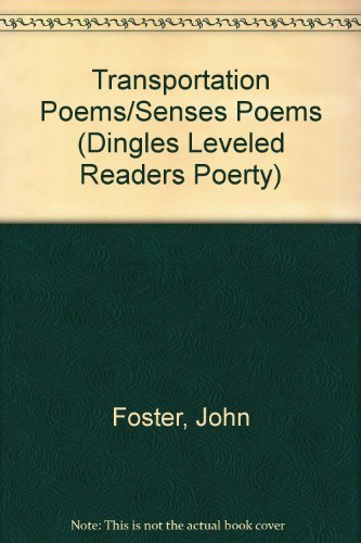 9781596466043: Transportation Poems/Senses Poems (Dingles Leveled Readers Poerty)