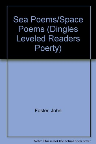 9781596466104: Sea Poems/Space Poems (Dingles Leveled Readers Poerty)