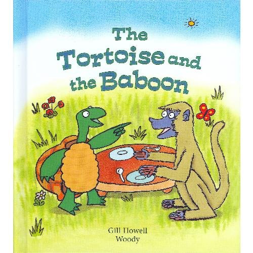 Tortoise and the Baboon: Howell, Gill