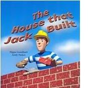 House That Jack Built: Clarke, Jane