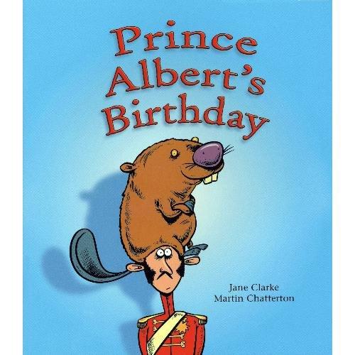 Prince Albert's Birthday: Mitchell, Pratima