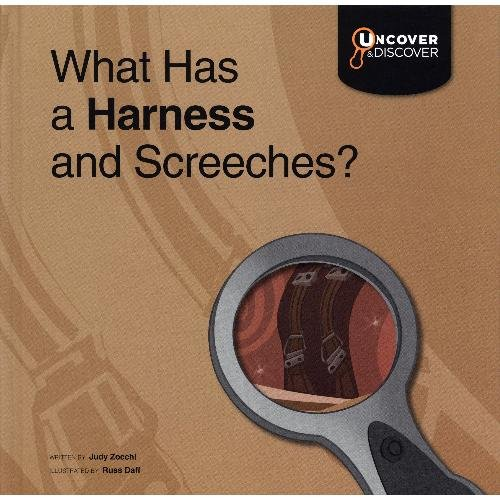 What Has a Harness and Screeches?: Race: Zocchi, Judy