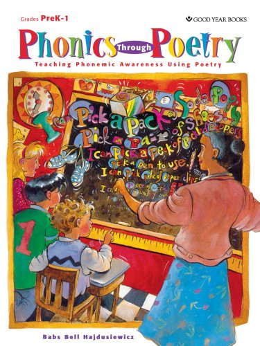 9781596470194: Phonics Through Poetry: Teaching Phonemic Awareness Using Poetry