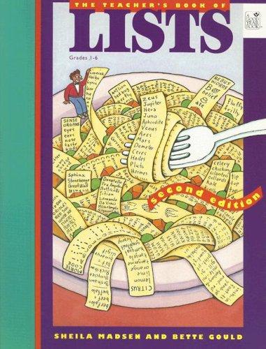 9781596471047: The Teacher's Book of Lists (Good Year Books)
