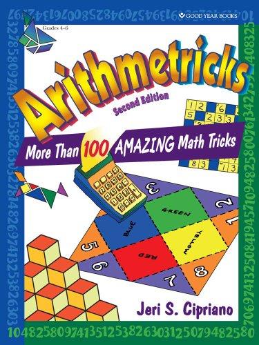 9781596471122: Arithmetricks: More than 100 Amazing Math Tricks