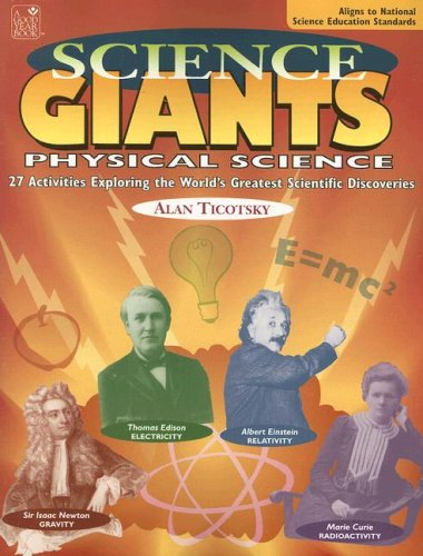 Science Giants: Physical Science: 27 Activities Exploring: Ticotsky; Alan