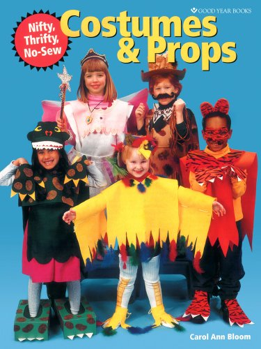 9781596473058: Nifty, Thrifty, No-Sew Costumes and Props