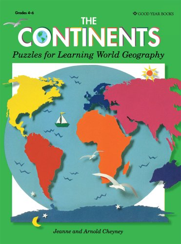 9781596473829: The Continents: Puzzles for Learning World Geography