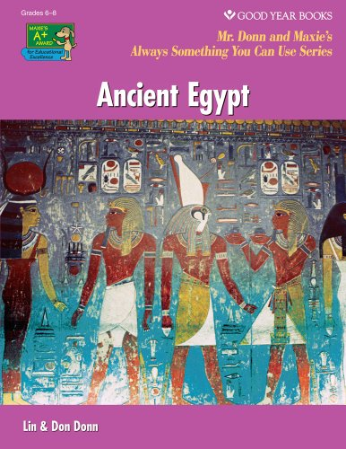 9781596474086: Ancient Egypt (World History: Mr. Donn and Maxie's Always Something You Can Use)
