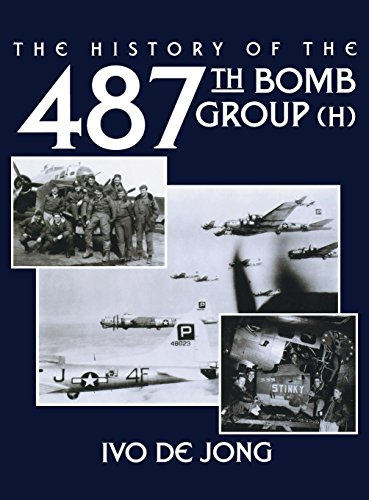 9781596520189: The History of the 487th Bomb Group (H)